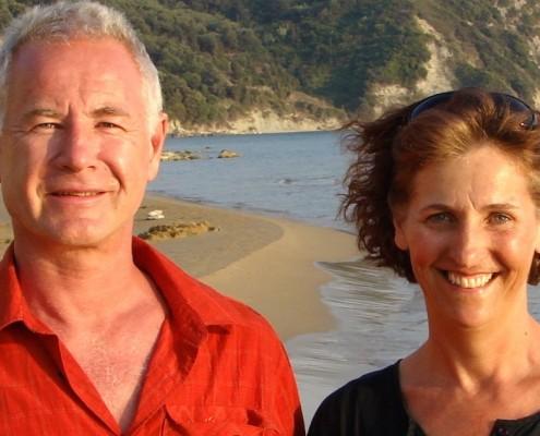 Leiter des Dojo in Augsburg - Werner und Elisabeth Ackermann