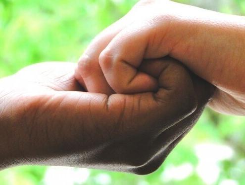 Aikido ist die Kraft zu lieben, zu helfen und harmonisch zu sein.