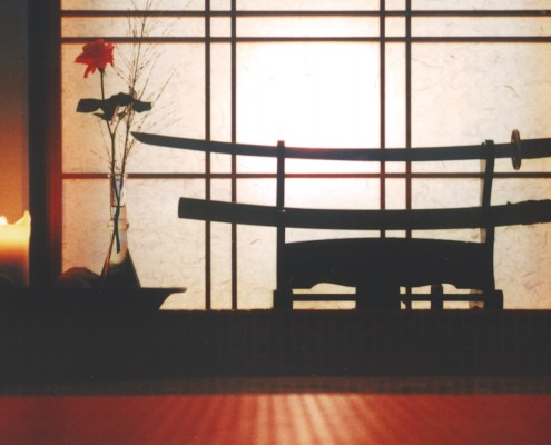 Das Dojo für Aikido, Karate und Jodo - Werner und Elisabeth Ackermann
