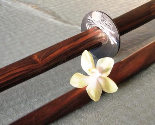 Unser Aikido und Karate ist immer an einem Miteinander interessiert und nicht an einem Gegeneinander – deshalb ist Aikido auch frei von Wettkämpfen und bleibt reine Selbstverteidigung.